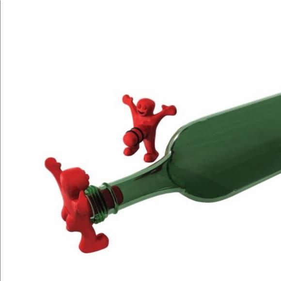 Other - Brand New Wine Stopper Corkscrew&Bottle Opener 😂